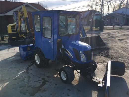tracteur new holland tz18